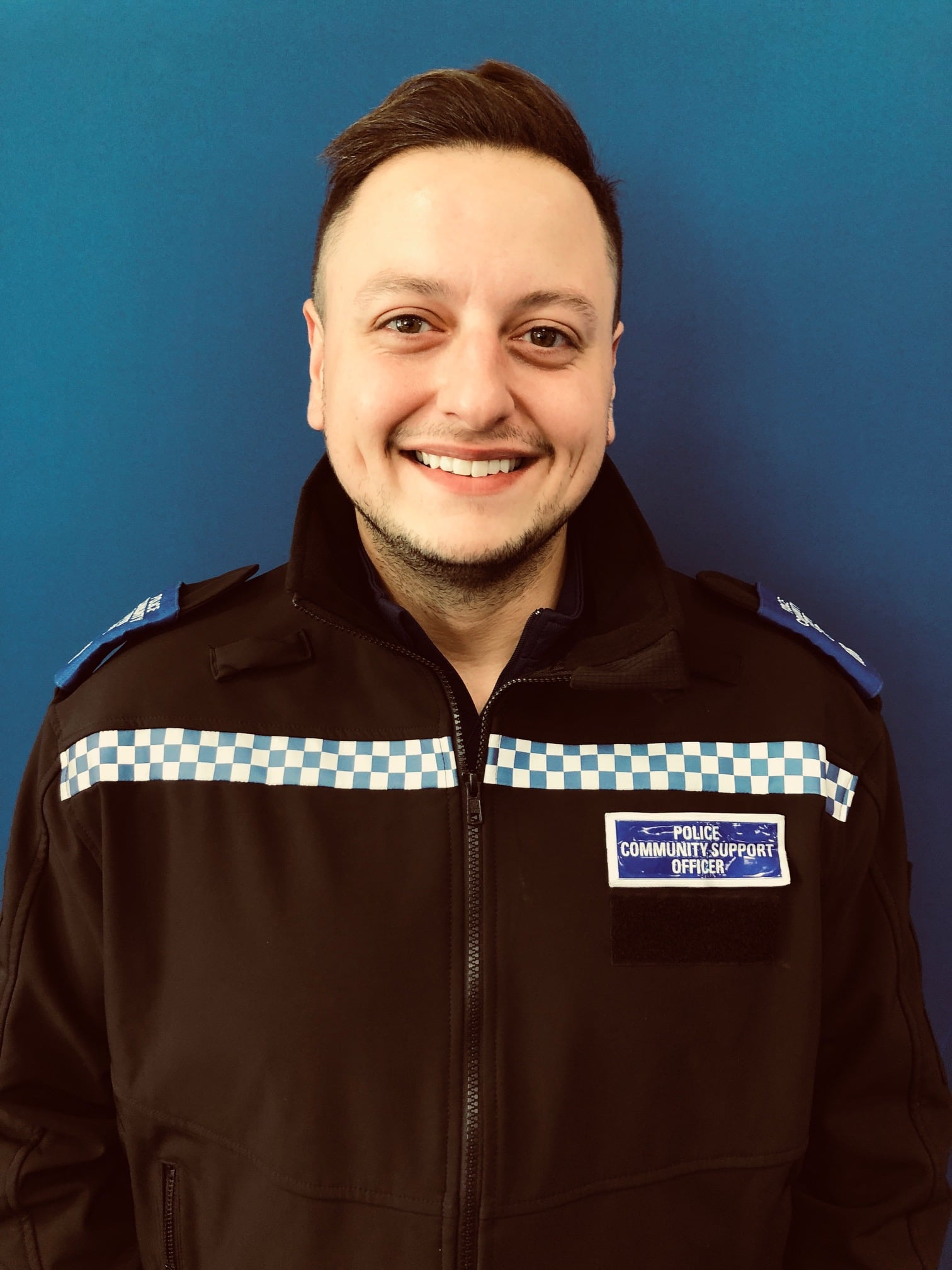 James Leggett - PCSO